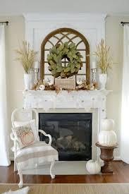 96 beautiful farmhouse fireplace mantel