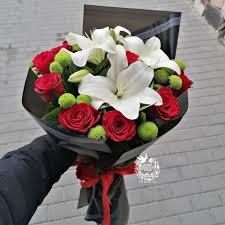 صباح الخير جمعه مباركه ضمم ورد طبيعي أزهار الطاووس الذهبي
