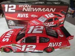 Ryan Newman #12 2008 Avis 1/24 Action Diecast Car   #1867468523