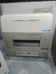Máy rửa bát toshiba 6 bộ aws-600A