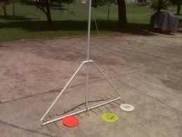 build your own lake rake disc golf