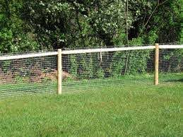 Dog Fence Fence For Dogs Temporary Fence For Dogs Hog Wire Fence Backyard Fences