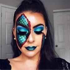 25 mermaid makeup ideas for halloween