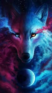 cool wolf wallpapers top free cool
