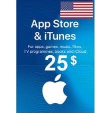 25 usa itunes gift card email