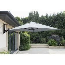 wall mount parasol garden parasols