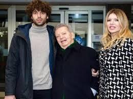Rita Rusic, chi è il figlio Mario Cecchi Gori