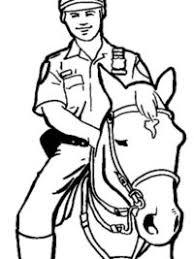 Kleurplaten Politie Topkleurplaat Nl