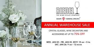 riedel singapore annual warehouse