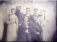 Collins family name