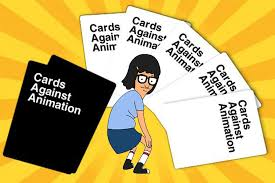 cards against animation features