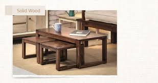 coffee tables wooden coffee