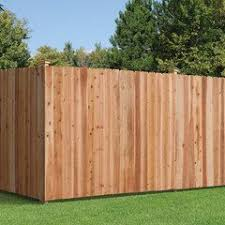 Severe Weather 6 Ft H X 8 Ft W Pressure Treated Pine Dog Ear Fence Panel Lowes Com Wood Privacy Fence Fence Panels Privacy Fence Designs