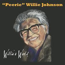 Peerie Willie Johnson - Willie's World