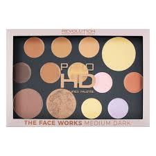 makeup revolution pro hd palette