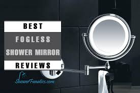 9 best fogless shower mirrors top