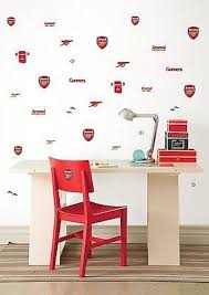 Arsenal Bedroom Wall Decor Wallpaper Wallpaper Border Stickers Wallpaper Rolls Sheets Wallpaper Wall Decor Bedroom Home Decor Home Decor Bedroom