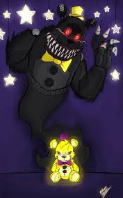 My Other Self Fredbear The Plushie Fnaf4 By Edgar Games On