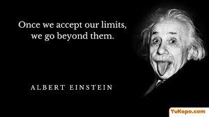 quotes albert einstein ini buatmu percaya bahwa tidak ada yang