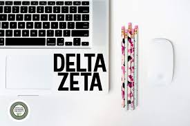 Amazon Com Cliffbennett Delta Zeta Block Font Vinyl Decal Delta Zeta Dz Delta Zeta Laptop Decal Delta Zeta Car Decal Dz Decals Delta Zeta Sticker Home Kitchen