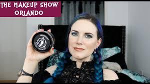 makeup show orlando 2018 recap haul