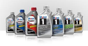 types of synthetic oil mobil