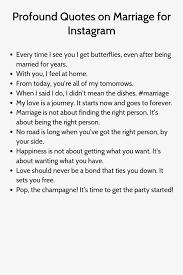 instagram captions for weddings instagram quotes profound