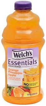 welchs orange pineapple apple juice