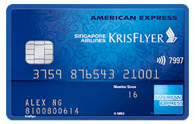 american express singapore airlines