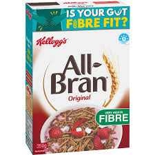 kelloggs all bran cereal original