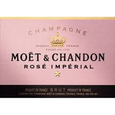 moet chandon rose imperial wine