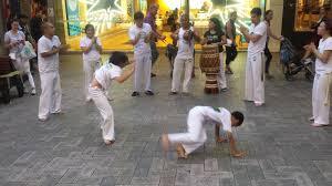 ancestrais capoeira home