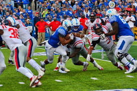 Kentucky Football vs Ole Miss Rebels ...