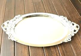 serving trays with handles uk