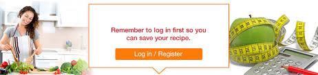 recipe nutrition calculator