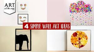 wall art ideas diy wall decors