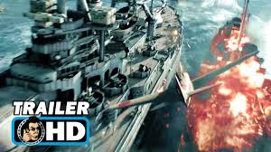 MIDWAY Trailer (2019) Patrick Wilson WWII Movie - YouTube