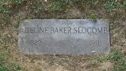 Adeline Baker Slocomb (1829-1911) - Find A Grave Memorial