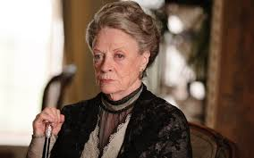 Dame Maggie Smith sends withering response to Emmys host ...