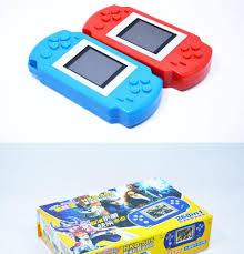 Máy chơi game cầm tay 268 in 1 HKB 505, Máy chơi game cầm tay mini 268 in 1  HKB-505
