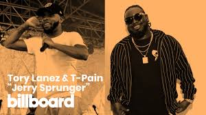 Here Are the Lyrics to Tory Lanez's 'Jerry Sprunger,' Feat. T-Pain ...