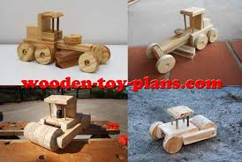 wooden toy plans for the joy of making