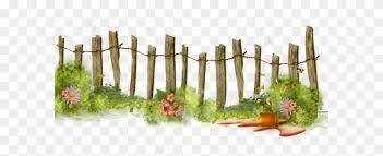 Barrieres Clotures Plus Garden Fence Clipart Png Transparent Png 600x600 2107219 Pngfind