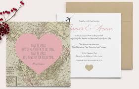 awesome destination wedding invitation