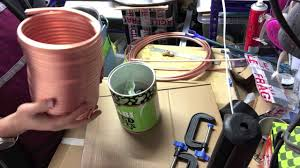 build a twin coil immersion chiller