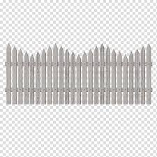 Brown Wooden Fence Illustration Picket Fence Garden Fence Transparent Background Png Clipart Hiclipart