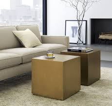 interlude home aubrey cube side table