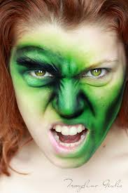 hulk makeup for saubhaya makeup