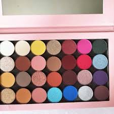cosmetics makeup palettes magnetic ky