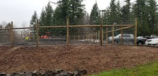 Farm Fencing Contractors Puget Sound Washington Call Now